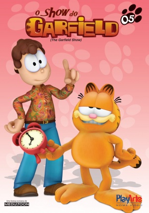The Garfield Show 1181x1693