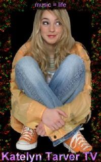 Katelyn Tarver TV poster