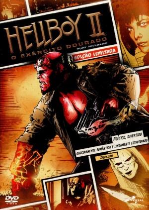Hellboy II: The Golden Army 753x1060