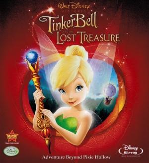 TinkerBell - Die Suche nach dem verlorenen Schatz 3036x3313