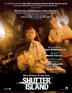 Shutter Island 650x840
