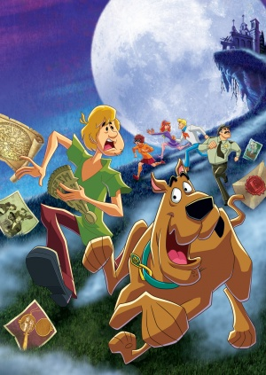 Scooby-Doo! Mystery Incorporated 1529x2157