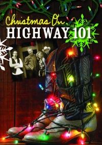 Christmas on Highway 101 poster