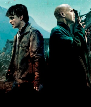 Harry Potter and the Deathly Hallows: Part 2 855x1000