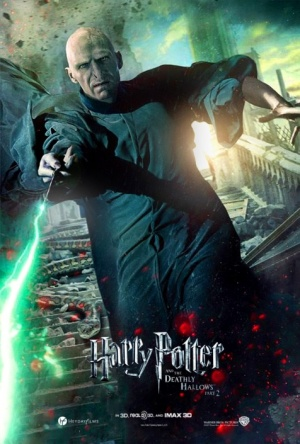 Harry Potter and the Deathly Hallows: Part 2 476x705