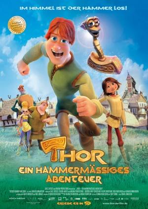 Thor - Ein hammermäßiges Abenteuer 2505x3542