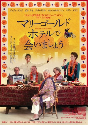 The Best Exotic Marigold Hotel 3499x5000
