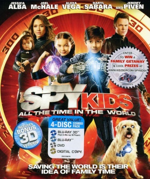 Spy Kids 4: All the Time in the World 1053x1261