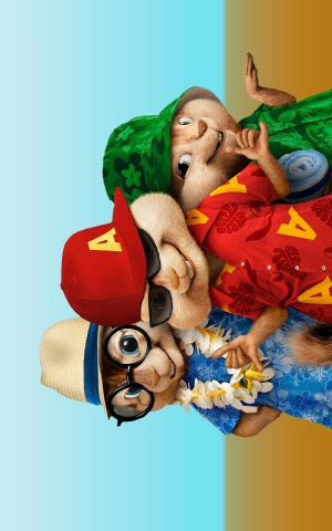 Alvin and the Chipmunks: Chipwrecked 1200x1920