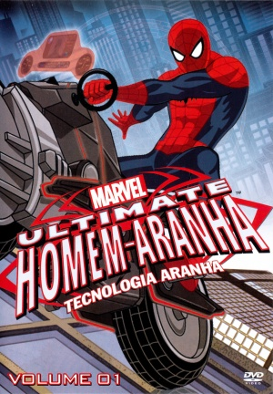 Der ultimative Spider-Man 1512x2177