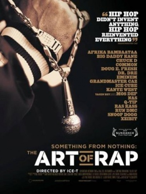 Something from Nothing: The Art of Rap 721x960