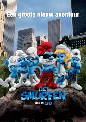 The Smurfs 1132x1600