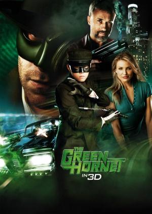 The Green Hornet 2121x3000