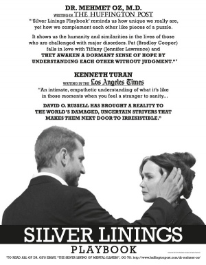 Silver Linings Playbook 600x769