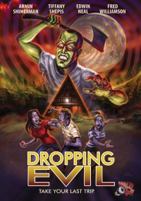 Dropping Evil poster