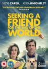 Seeking a Friend for the End of the World Cover
