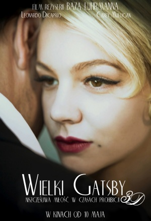 The Great Gatsby 1067x1558