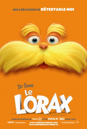 The Lorax 3375x5000
