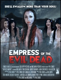 Empress Vampire poster