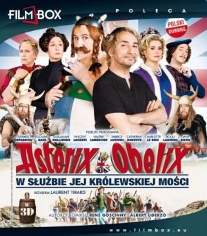 Asterix & Obelix - Im Auftrag Ihrer Majestät 483x553