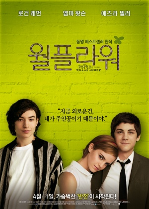 The Perks of Being a Wallflower 900x1264
