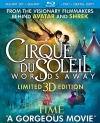 Cirque du Soleil: Worlds Away Cover