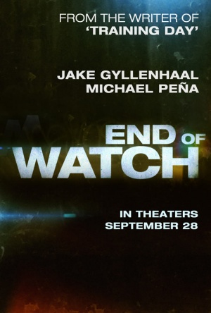End of Watch 540x800