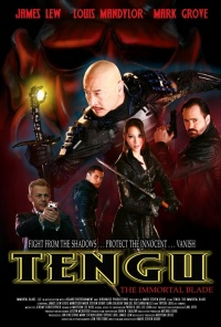 Legacy of the Tengu poster