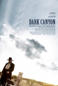 Dark Canyon poster