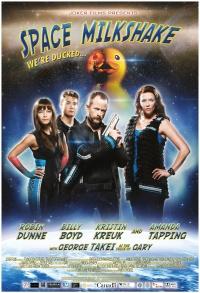 Space Milkshake poster