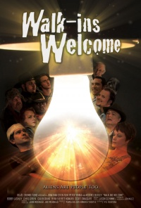 Walk-ins Welcome poster