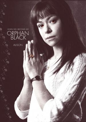 Orphan Black 500x714