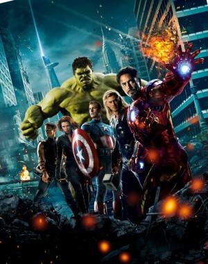 The Avengers 807x1024