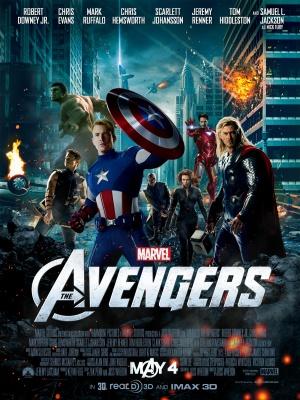 The Avengers 2000x2667