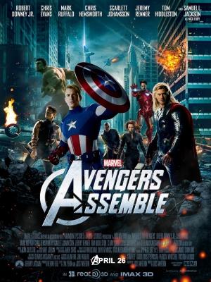 The Avengers 1125x1500