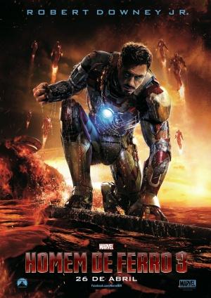 Iron Man Three 877x1240