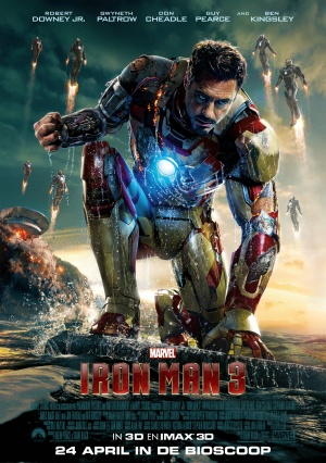 Iron Man Three 3518x5000