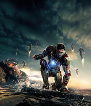 Iron Man Three 4328x5000