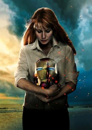 Iron Man Three 3535x5000