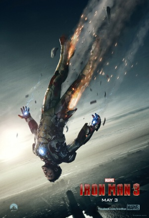 Iron Man Three 1714x2500