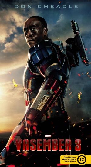 Iron Man Three 2713x5000