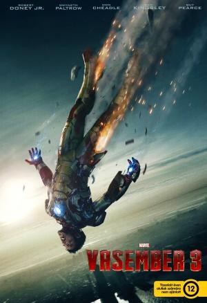 Iron Man Three 1404x2048