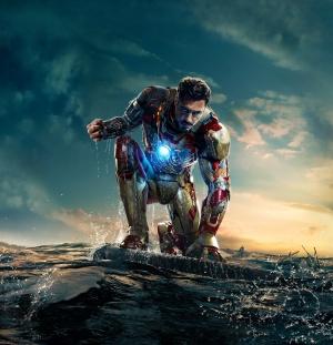 Iron Man Three 2500x2595