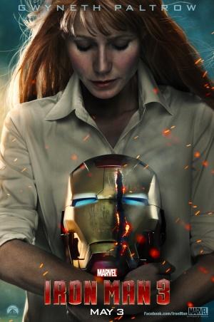 Iron Man Three 1660x2500