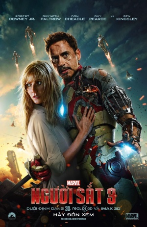 Iron Man Three 3243x5000