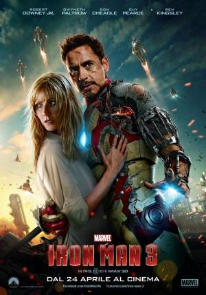 Iron Man Three 770x1100