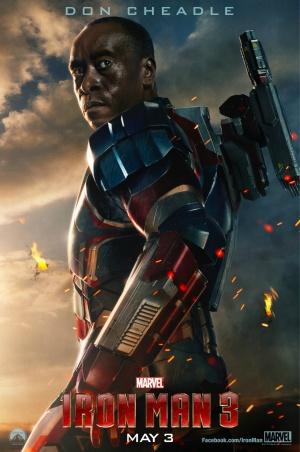 Iron Man Three 1360x2048