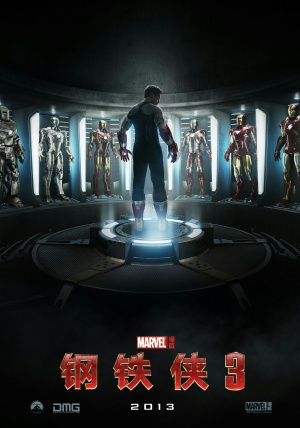 Iron Man Three 1961x2800