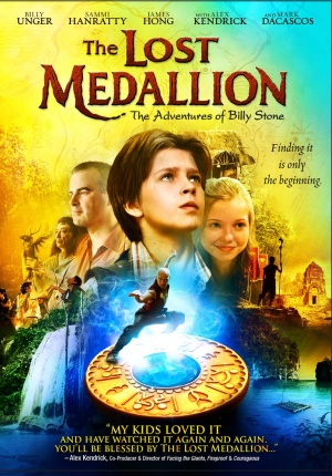 The Lost Medallion: The Adventures of Billy Stone 1523x2185