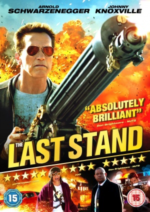 The Last Stand 1061x1500
